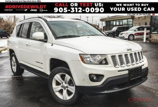 Used 2014 Jeep Compass NORTH | POWER SUNROOF | HEATED SEATS | for sale in Hamilton, ON