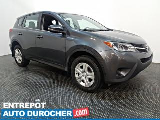 Used 2015 Toyota RAV4 LE - AWD - CLIMATISEUR - BLUETOOTH for sale in Laval, QC