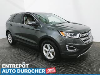 Used 2015 Ford Edge Titanium - AWD - CUIR - CLIMATISEUR for sale in Laval, QC