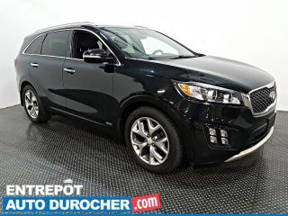 Used 2016 Kia Sorento AWD - CUIR- NAVIGATION - 7 PASSAGERS for sale in Laval, QC