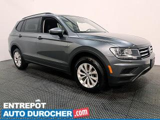 Used 2019 Volkswagen Tiguan Trendline - AWD -  CLIMATISEUR - CAMÉRA DE RECUL for sale in Laval, QC