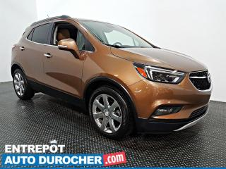 Used 2017 Buick Encore NAVIGATION - CUIR - TOIT OUVRANT for sale in Laval, QC