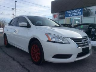 Used 2014 Nissan Sentra S - Automatic - Local Trade - Bluetooth for sale in Cornwall, ON