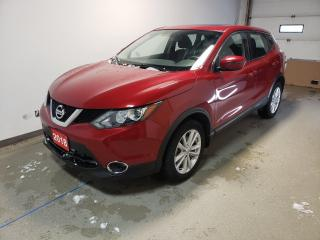 Used 2018 Nissan Qashqai SV|Rmt Start|Htd Seats|Cam|Warranty-Just Arrived| for sale in Brandon, MB
