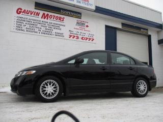 Used 2011 Honda Civic DX-G for sale in Swift Current, SK