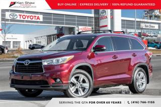 Used 2014 Toyota Highlander for sale in Toronto, ON