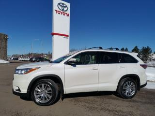 Used 2015 Toyota Highlander XLE for sale in Moncton, NB