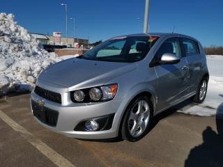 Used 2014 Chevrolet Sonic LTZ for sale in Moncton, NB