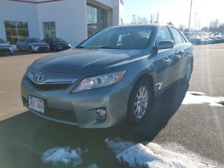 Used 2010 Toyota Camry HYBRID LA40 for sale in Moncton, NB