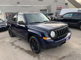 Used 2017 Jeep Patriot SPORT for sale in Scarborough, ON