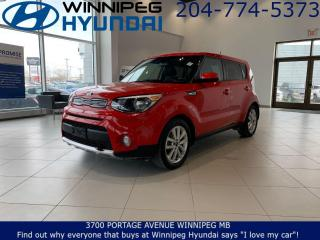 Used 2018 Kia Soul EX+ for sale in Winnipeg, MB
