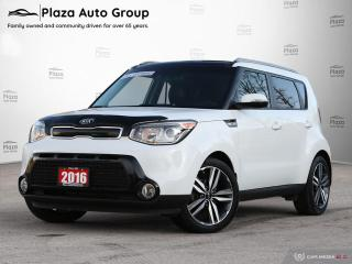 Used 2016 Kia Soul SX Luxury | LEATHER | NAV | MOONROOF for sale in Richmond Hill, ON