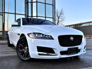 Used 2017 Jaguar XF 4dr Sdn 35t Premium for sale in Brampton, ON