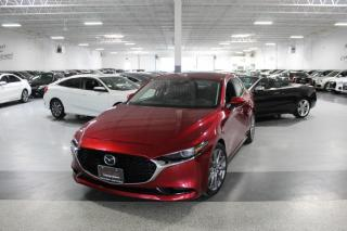 Used 2019 Mazda MAZDA3 GT NO ACCIDENTS I NAVIGATION I LEATHER I SUNROOF I REAR CAM for sale in Mississauga, ON