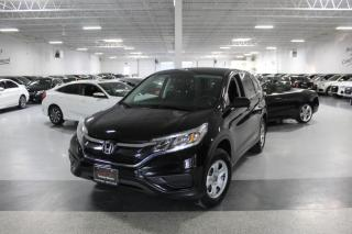 Used 2015 Honda CR-V LX NO ACCIDENTS I REAR CAM I HEATED SEATS I CRUISE I BT for sale in Mississauga, ON
