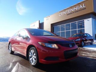 Used 2012 Honda Civic Coupe LX for sale in Charlottetown, PE
