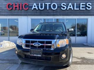 Used 2010 Ford Escape 4WD|XLT|NO-ACCIDENT for sale in Richmond Hill, ON