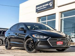 Used 2017 Hyundai Elantra 4DR SDN for sale in Oakville, ON