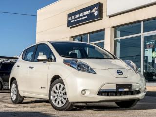 Used 2017 Nissan Leaf 4dr HB for sale in Oakville, ON