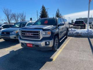 Used 2015 GMC Sierra 1500 SLT for sale in Waterloo, ON