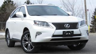 Used 2013 Lexus RX 350 Navigation Moonroof for sale in North York, ON