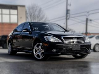 Used 2007 Mercedes-Benz S-Class S-550 |NAV |BACK UP | PANOROOF | | GREAT CONDITION for sale in North York, ON