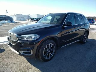 Used 2016 BMW X5 CLEAN CARFAX | NAVI | CAM | PANO | 4 NEW SNOW TIRES* | for sale in Scarborough, ON