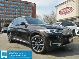 Used 2015 BMW X5 DIESEL | 7 PASS | NAVI | CAM |ROOF | 4 NEW SNOW TIRES* | for sale in Scarborough, ON