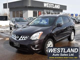 Used 2013 Nissan Rogue SL AWD for sale in Pembroke, ON