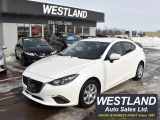 Used 2016 Mazda MAZDA3 for sale in Pembroke, ON