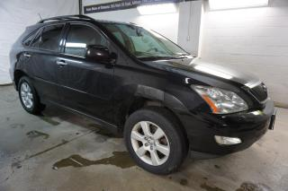 Used 2009 Lexus RX 350 AWD PREMIUM PKG CERTIFIED 2YR WARRANTY MEMORY HEATED LEATHER CRUISE for sale in Milton, ON