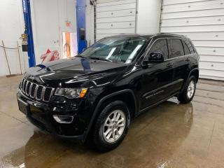 Used 2018 Jeep Grand Cherokee LAREDO 4WD for sale in Windsor, ON