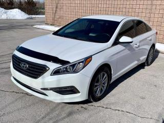 Used 2015 Hyundai Sonata GL | HEATED SEATS | BACKUP CAM | BLUETOOTH | for sale in Barrie, ON
