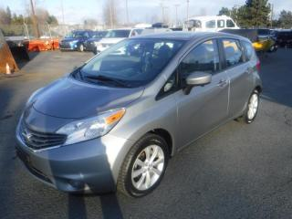 Used 2015 Nissan Versa Note SL for sale in Burnaby, BC