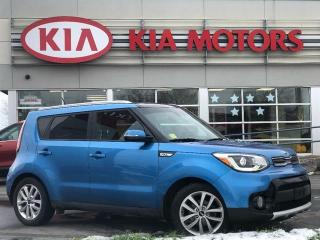 Used 2017 Kia Soul EX PREMIUM for sale in Peterborough, ON