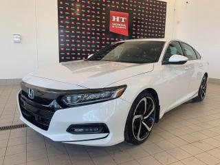 Used 2018 Honda Accord SPORT TOIT OUVRANT for sale in Terrebonne, QC