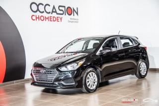 Used 2020 Hyundai Accent Preferred+APPLE CARPLAY+CAMERA RECUL+SIEGE/CHAUFF for sale in Laval, QC