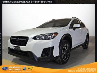 Used 2019 Subaru XV Crosstrek 2.0 Commodité Awd *Apple Carplay ou Andr for sale in Laval, QC