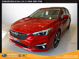 Used 2017 Subaru Impreza 2.0 Sport-tech Hatchback Awd **Cuir Toit for sale in Laval, QC