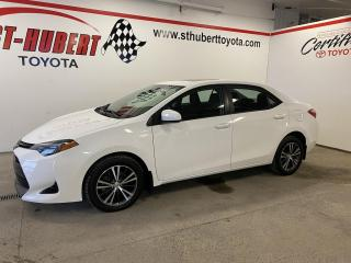 Used 2019 Toyota Corolla LE CVT, TOIT OUVRANT for sale in St-Hubert, QC