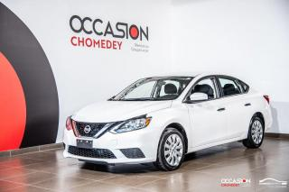Used 2017 Nissan Sentra 1.8S GROUPE ELECTRIQUE+A/C+CRUZE CONTROL for sale in Laval, QC