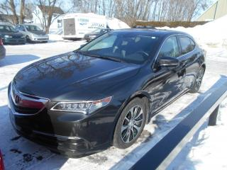 Used 2016 Acura TLX for sale in Sorel-Tracy, QC