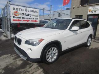 Used 2012 BMW X1 5028i traction intégrale NAVIGATION for sale in Montréal, QC