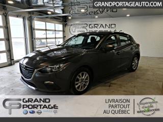 Used 2014 Mazda MAZDA3 Voiture à hayon à 4 portes, boîte manuel for sale in Rivière-Du-Loup, QC