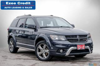Used 2018 Dodge Journey Crossroad for sale in London, ON
