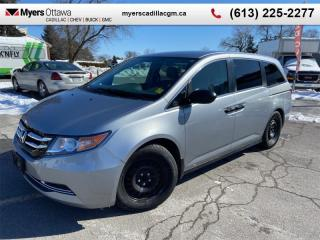 Used 2016 Honda Odyssey SE  SE, KEYLESS ENTRY, POWER GROUP, WINTER AND SUMMER TIRES for sale in Ottawa, ON