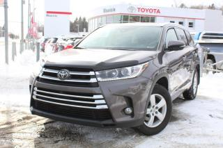 Used 2017 Toyota Highlander Traction intégrale 4 portes Limited for sale in Shawinigan, QC