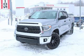 Used 2018 Toyota Tundra SR5 Plus 5,7 L CrewMax 4x4 for sale in Shawinigan, QC