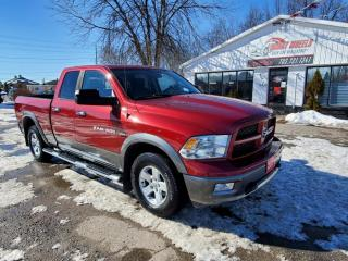 Used 2011 RAM 1500 OUTDOORSMAN for sale in Barrie, ON