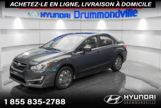 Used 2016 Subaru Impreza 2.0I TOURING PACKAGE AWD + GARANTIE + A/ for sale in Drummondville, QC